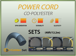 Power Cord Sets (40ft/12.2m)